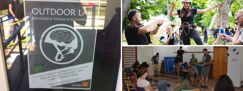 Outdoor Lab Educatie Experientala in Natura
